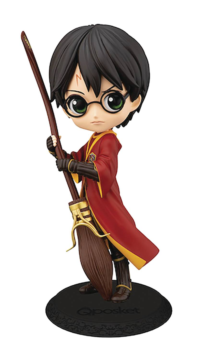 Banpresto Harry Potter Quidditch Q-Posket Figure